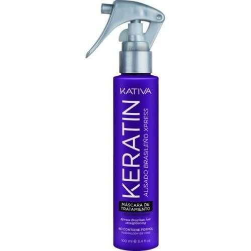 Kativa Keratin alisado brasileño spray