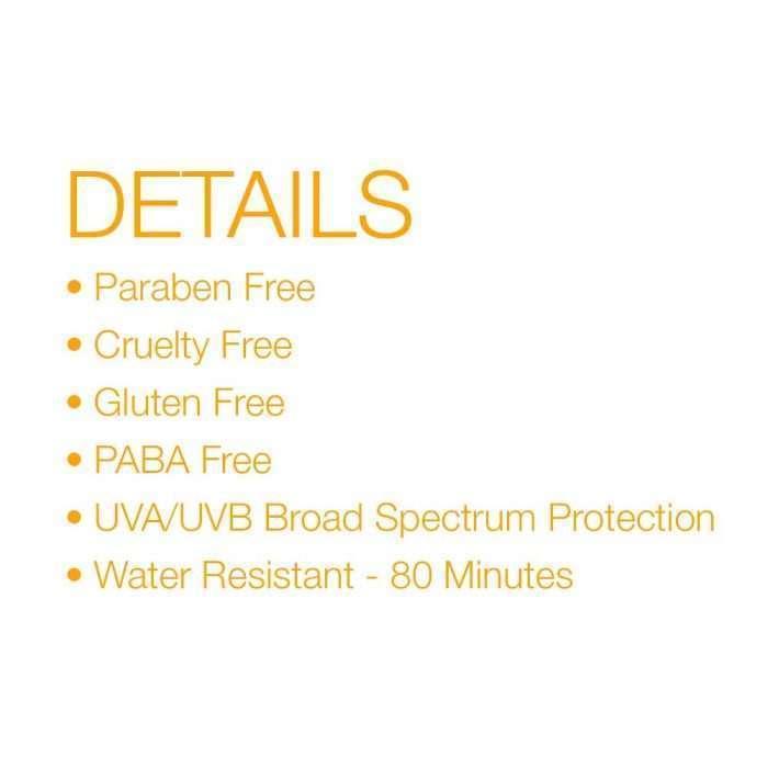Australian Gold Intensifier Dry Acelerador del Bronceado especificaciones