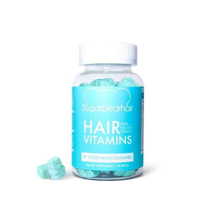 Vitaminas para el cabello Sugar Bear presentación
