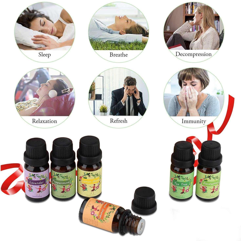 Aceites esenciales en Set- Aromaterapia, aceite aromático. beneficios