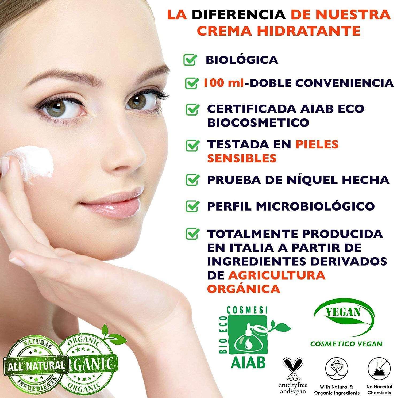 Crema hidratante con ácido hualurónico beneficios