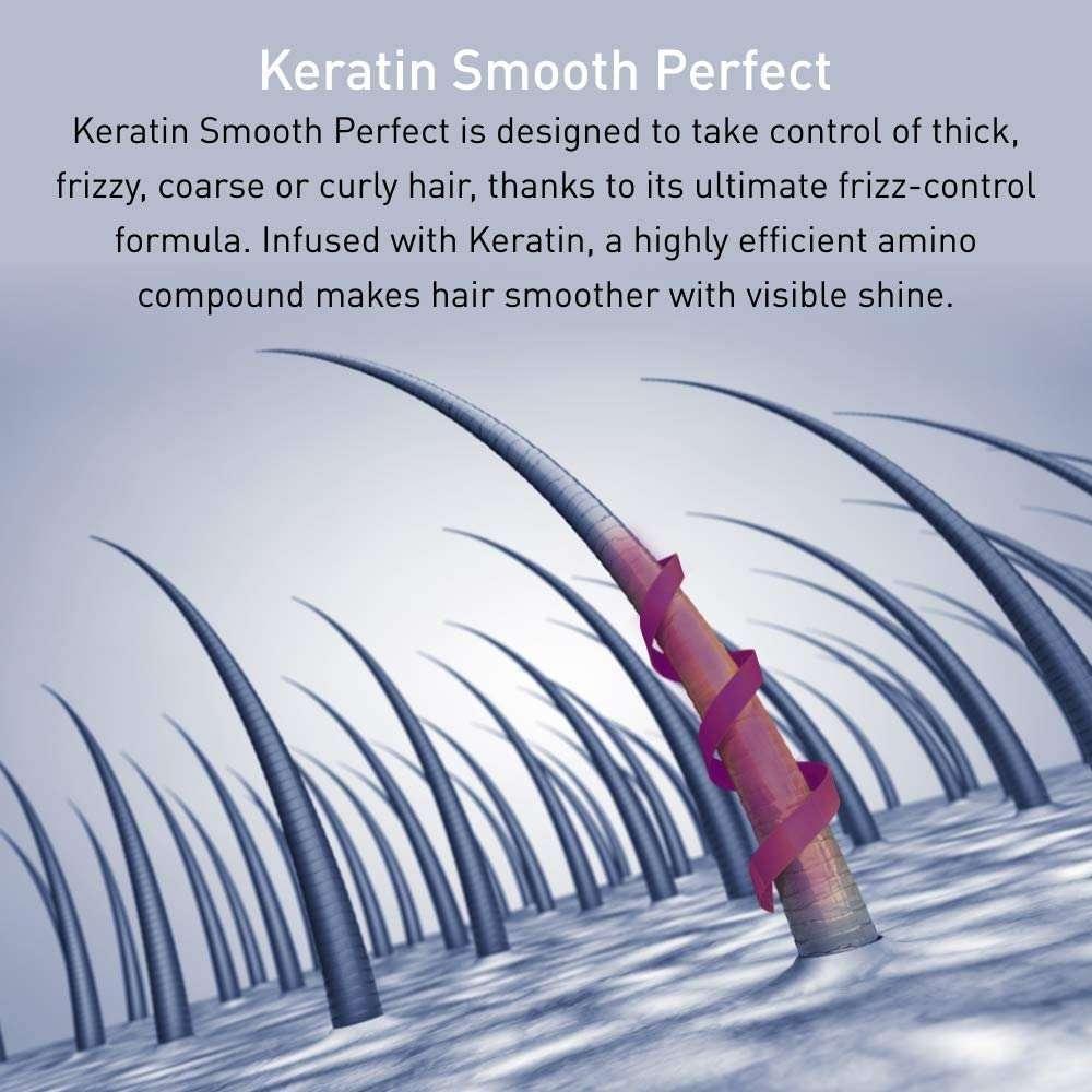 Keratin Smooth Perfect Tratamiento Schwarzkopf - Cuidado del cabello Beneficios