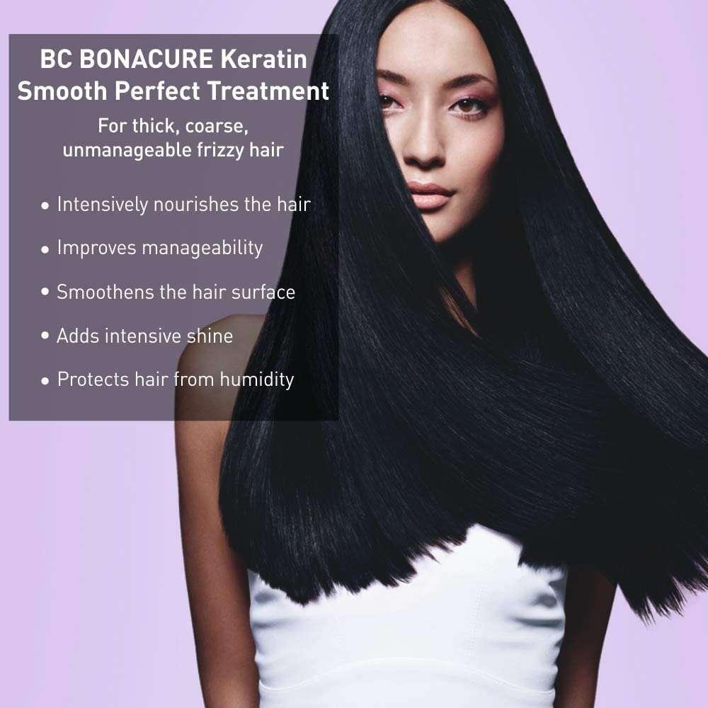 Keratin Smooth Perfect Tratamiento Schwarzkopf - Cuidado del cabello Caracteristicas