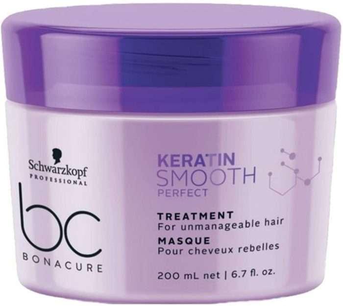 Keratin Smooth Perfect Tratamiento Schwarzkopf - Cuidado del cabello Empaque