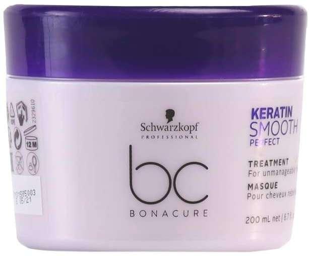 Keratin Smooth Perfect Tratamiento Schwarzkopf - Cuidado del cabello Presentación