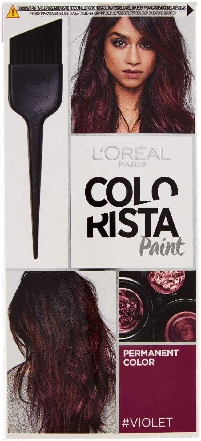 L'Oréal Paris Colorista Coloración Permanente Paint-Violent Presentación
