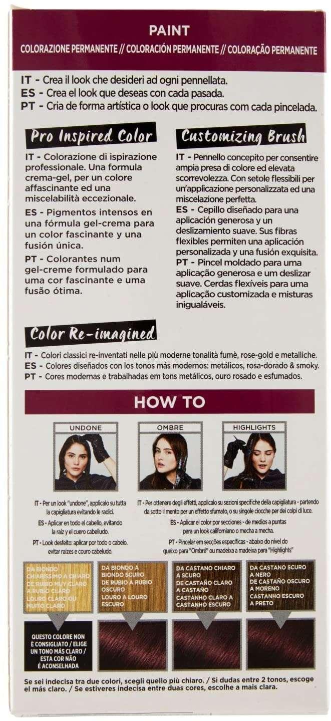 L'Oréal Paris Colorista Coloración Permanente Paint-Violent recomendaciones
