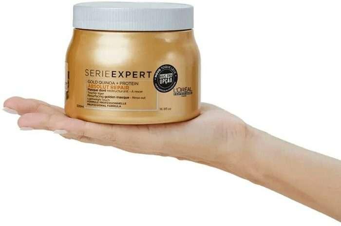 L'Oréal Expert Professional-Reparación absoluta Gold mask Tamaño